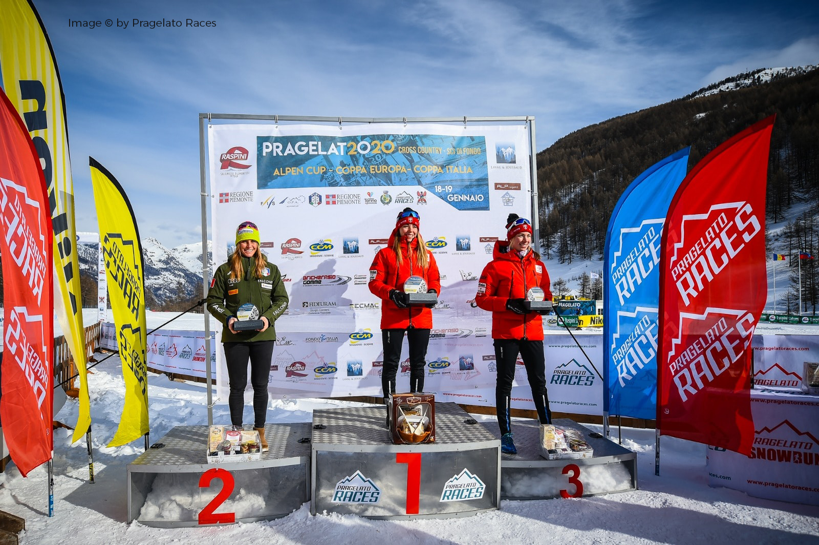 Image © by Pragelato Races